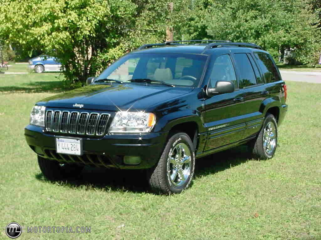 2001 jeep grand cherokee information and photos momentcar. Black Bedroom Furniture Sets. Home Design Ideas