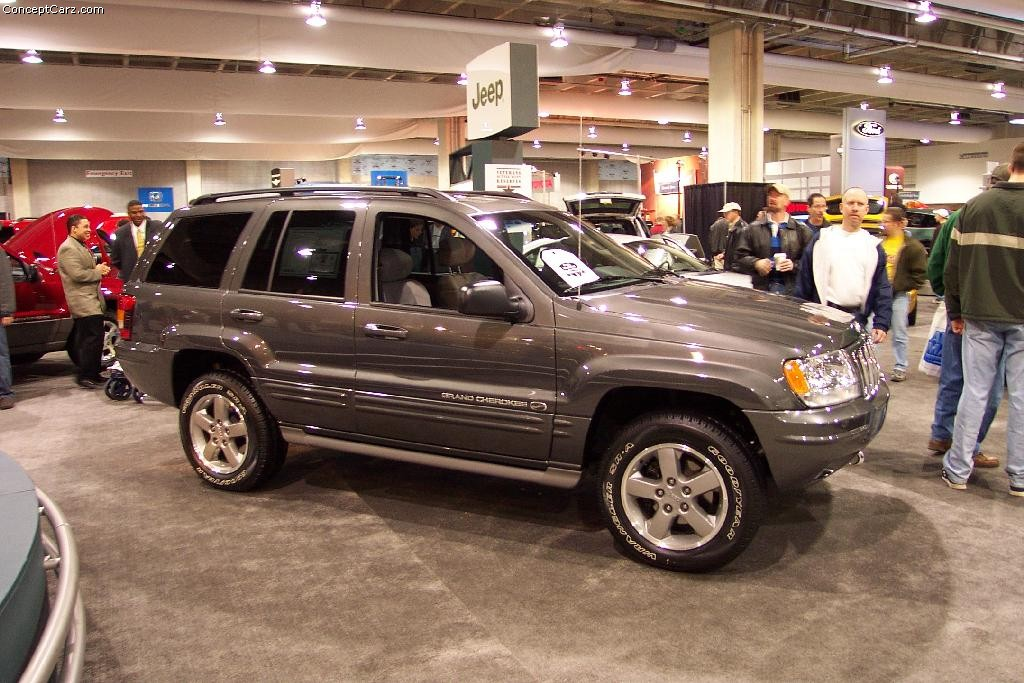 2002 Jeep Grand Cherokee  Information and photos  MOMENTcar