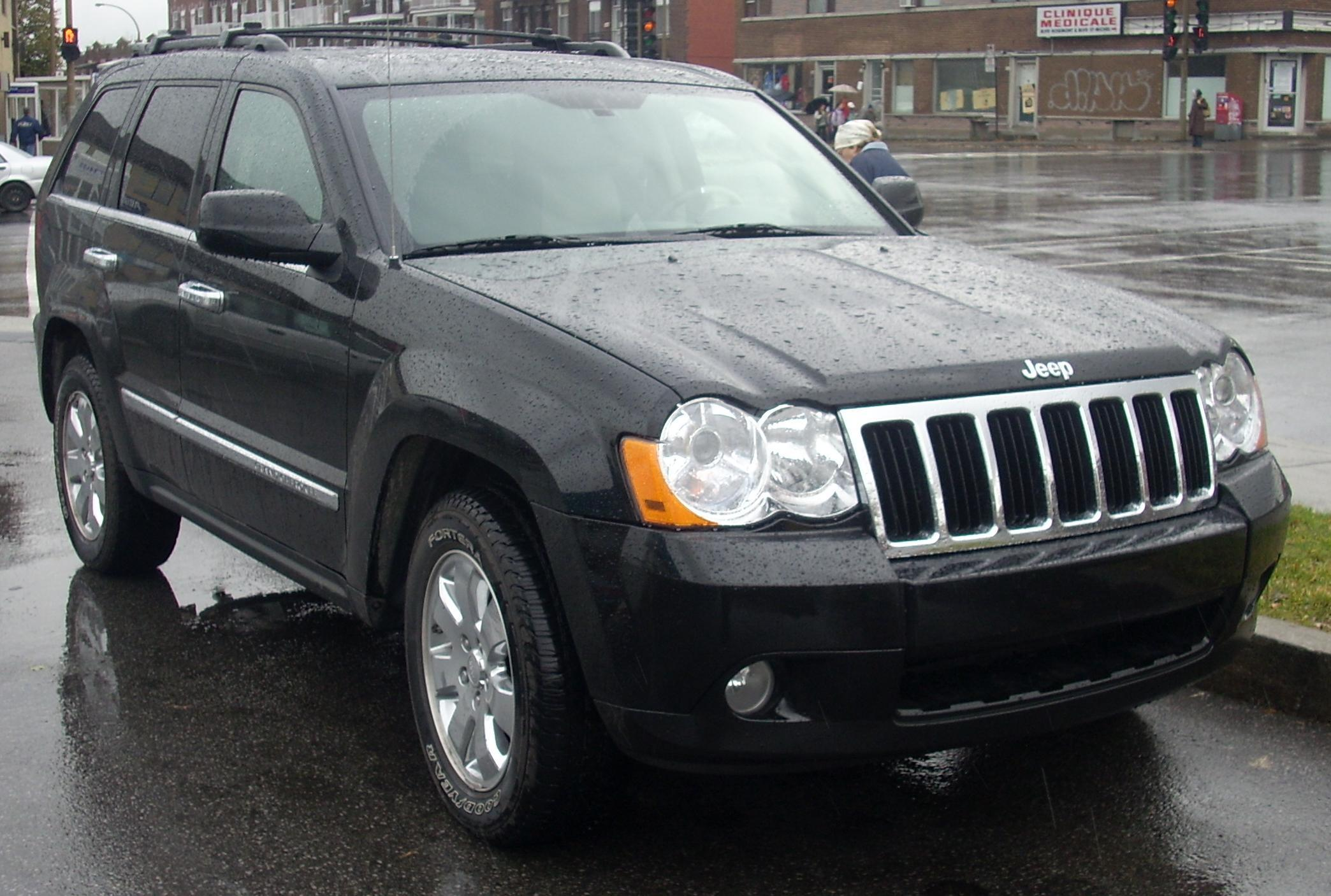 2005 jeep grand cherokee information and photos momentcar. Black Bedroom Furniture Sets. Home Design Ideas