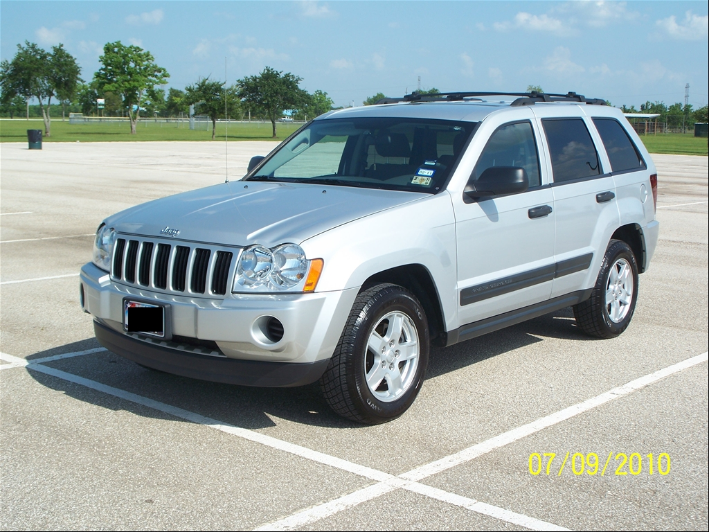 2006 jeep grand cherokee information and photos momentcar. Black Bedroom Furniture Sets. Home Design Ideas