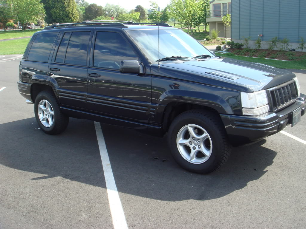 Jeep Grand Cherokee 5.9 Limited #20