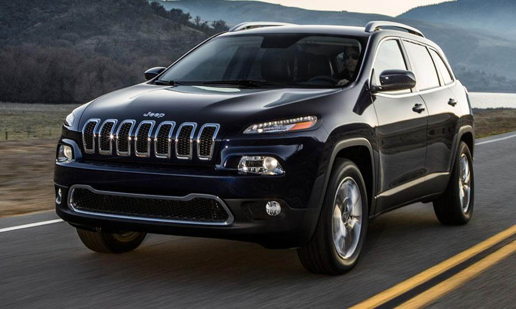 Jeep Grand Cherokee Base #3