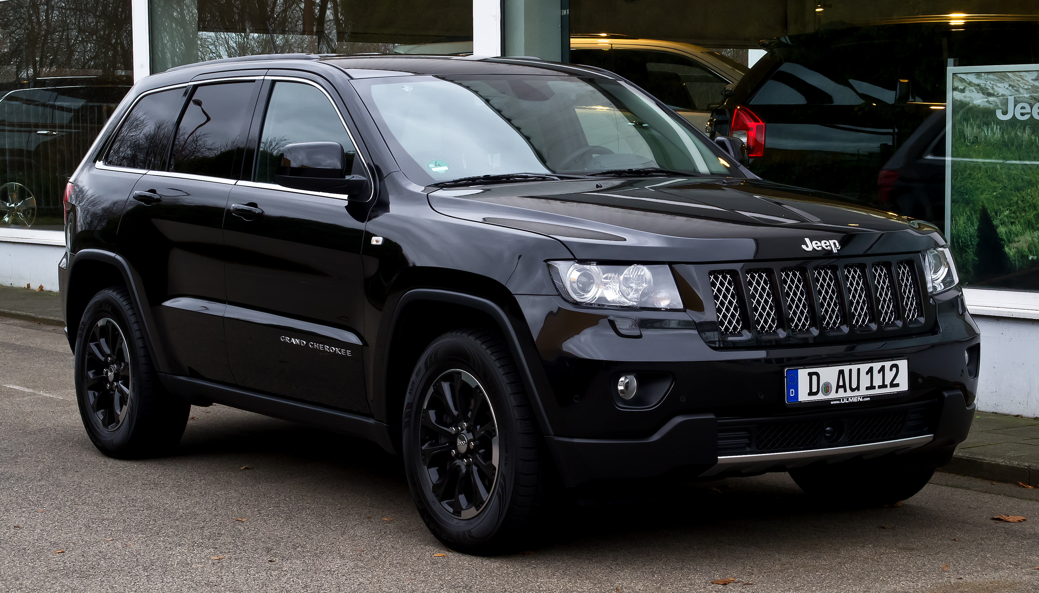 Jeep Grand Cherokee Limited #14