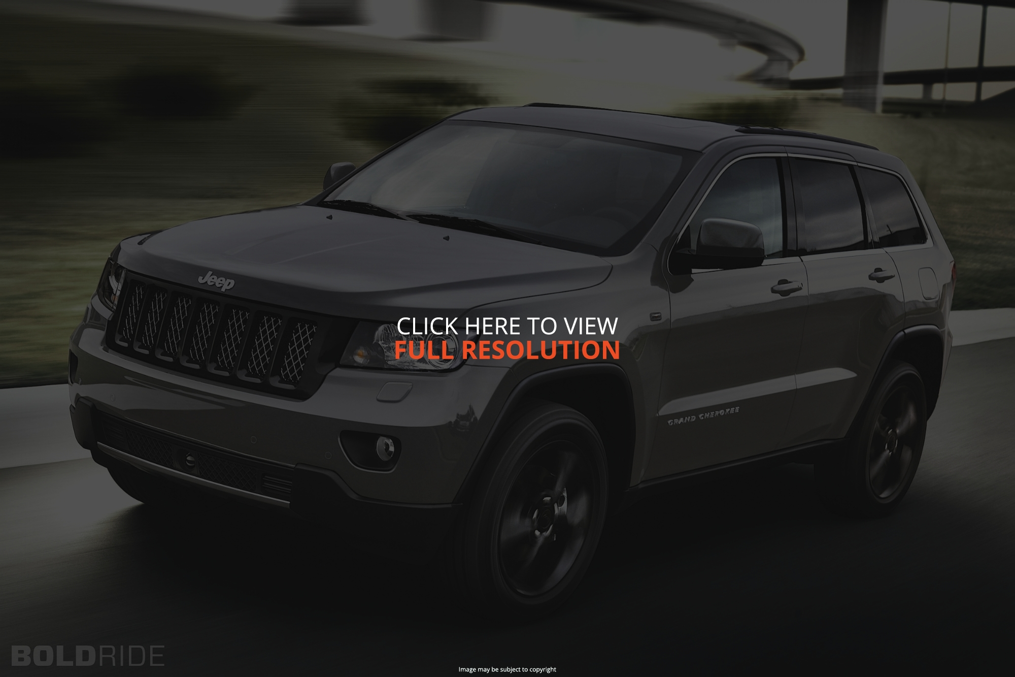Jeep Grand Cherokee Limited #15