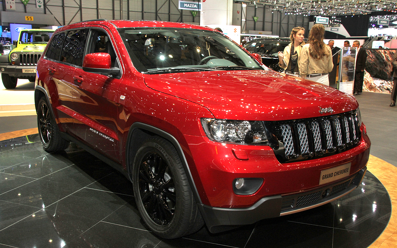 jeep grand cherokee - 1539px image #16