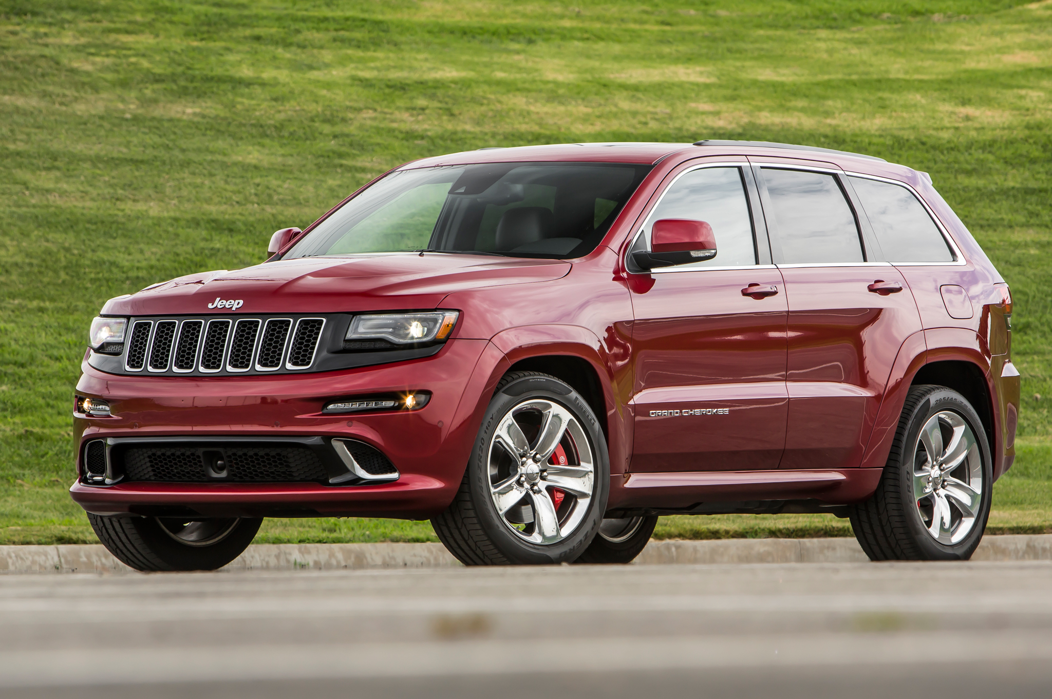 Jeep Grand Cherokee SRT #22
