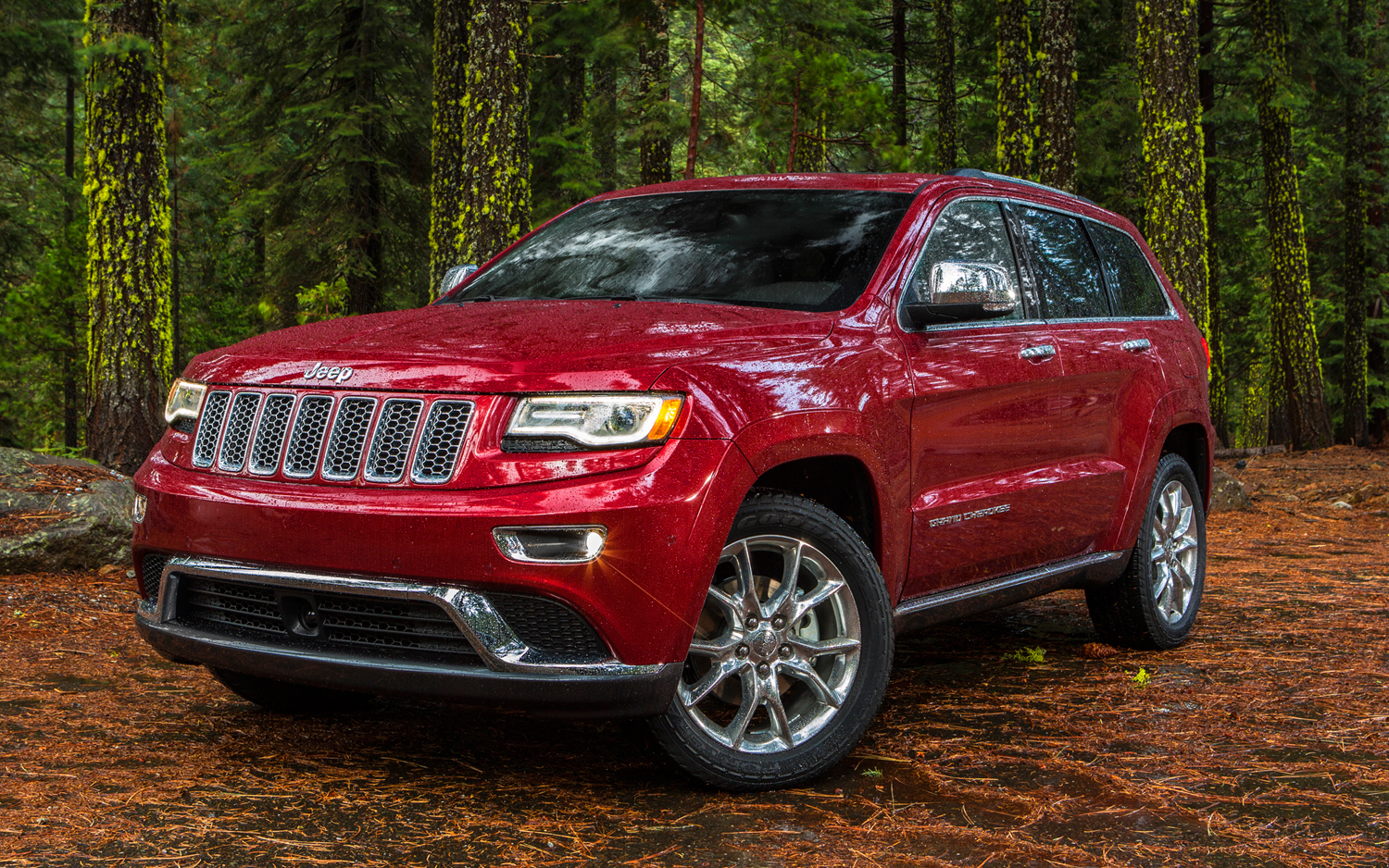 Jeep Grand Cherokee Summit #31