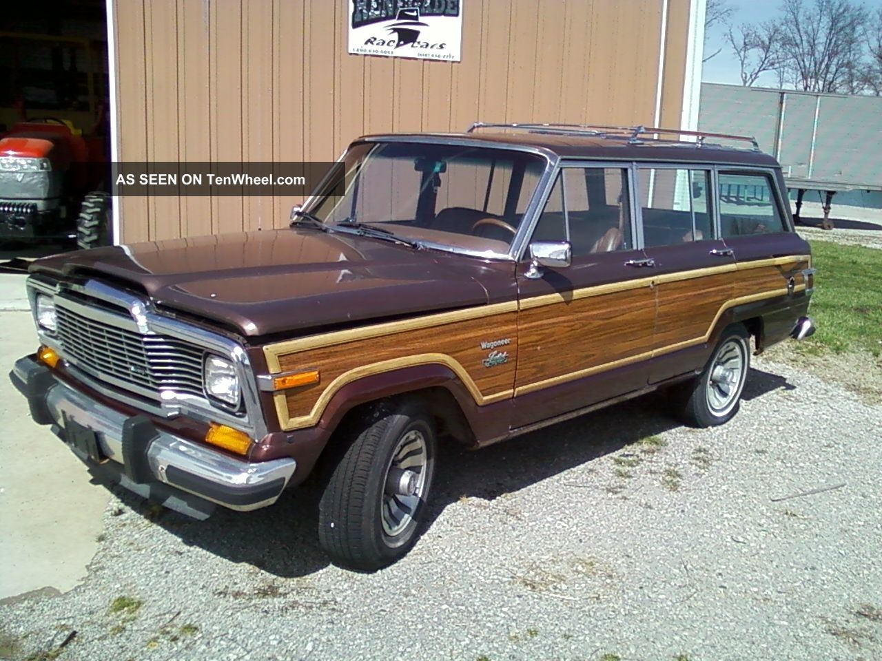 jeep grand wagoneer 1983 8 1983 jeep grand wagoneer information and photos momentcar 1983 jeep wagoneer fuse box at virtualis.co