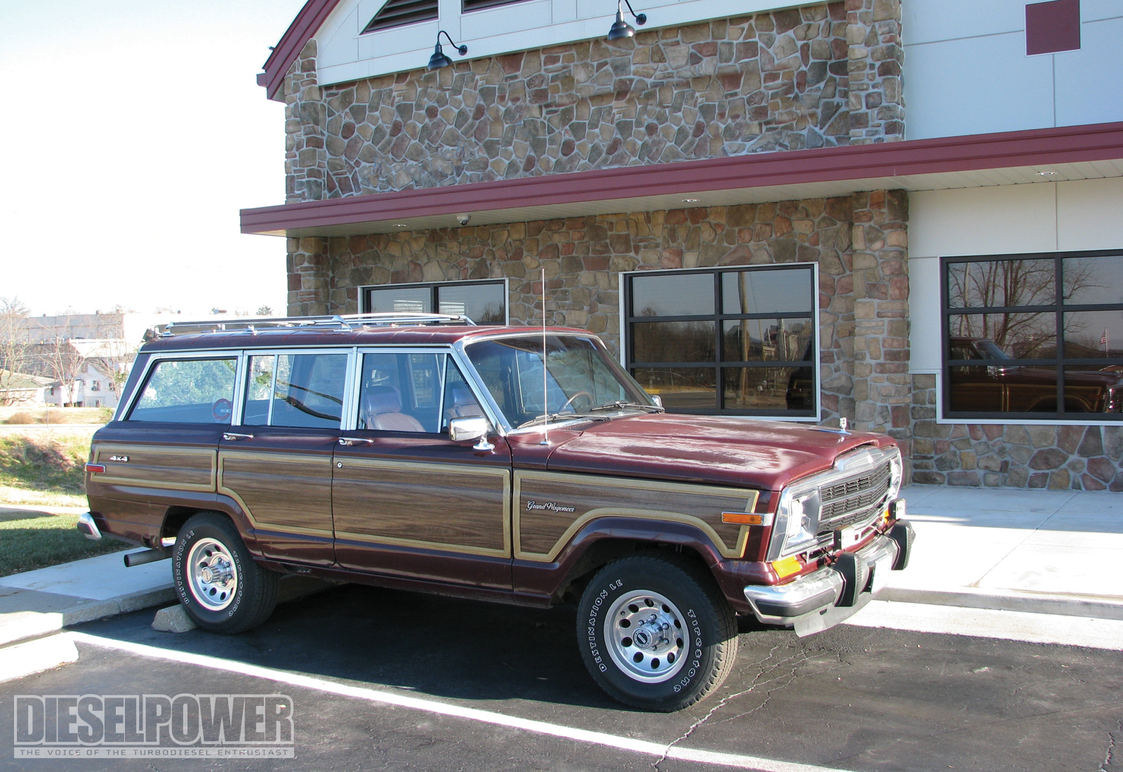 1988 Jeep Grand Wagoneer Fuse Box Electrical Wiring Diagrams 1983 Cherokee Information And Photos Momentcar By Year