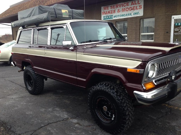 1988 Jeep Grand Wagoneer Information And Photos Momentcar