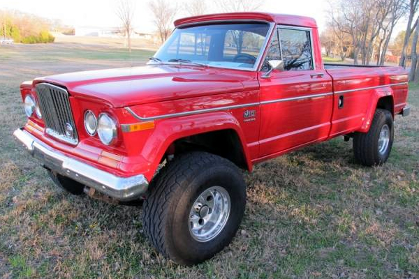 Jeep J20 For Sale >> 1979 Jeep J10 - Information and photos - MOMENTcar