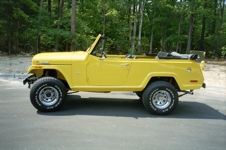 1971 Jeep Jeepster Commando Information And Photos