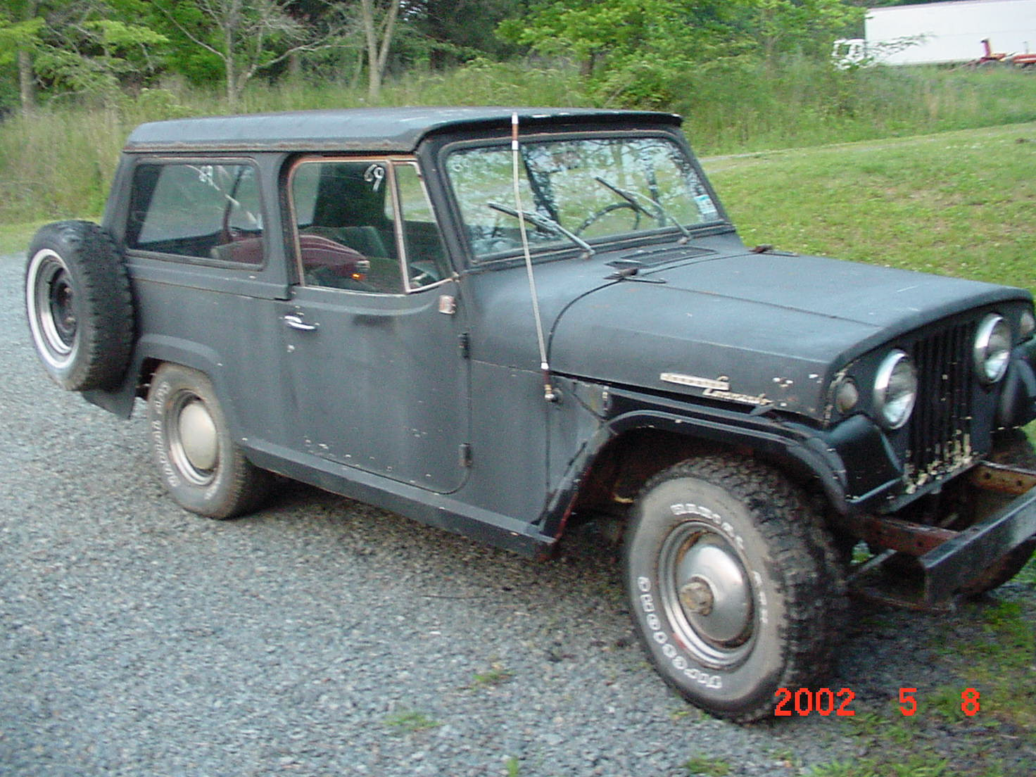 jeep jeepster commando 1972 3 1972 jeep jeepster commando information and photos momentcar 1969 jeepster commando wiring diagram at soozxer.org