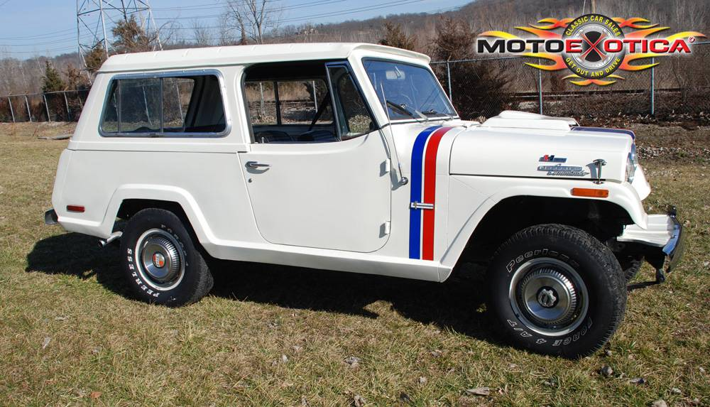 jeep jeepster commando 5 jeep jeepster commando information and photos momentcar 12 Volt Switch Wiring Diagram at mifinder.co