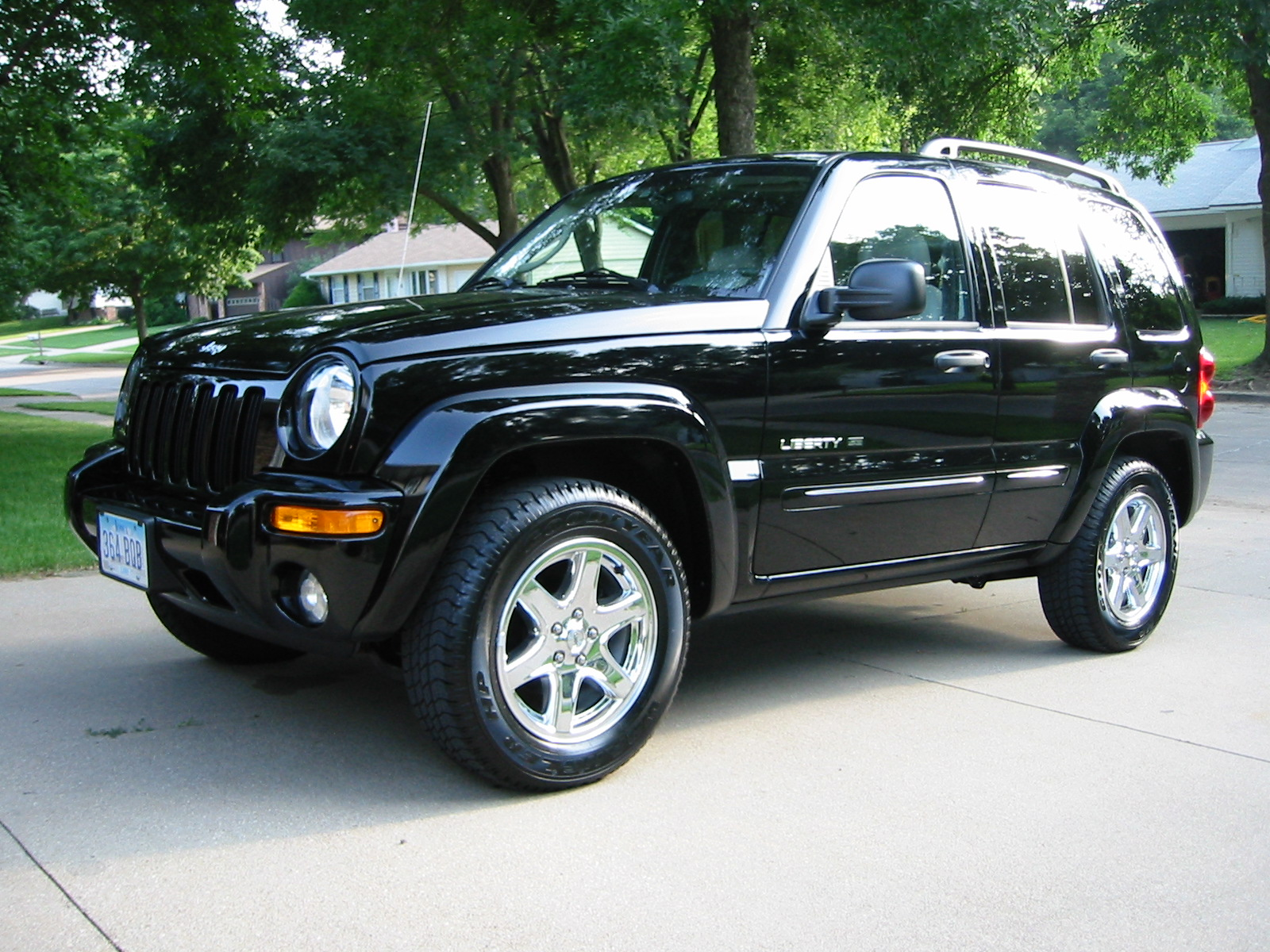 2003 jeep liberty information and photos momentcar. Black Bedroom Furniture Sets. Home Design Ideas