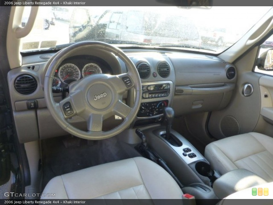 2006 Jeep Liberty Information And Photos MOMENTcar