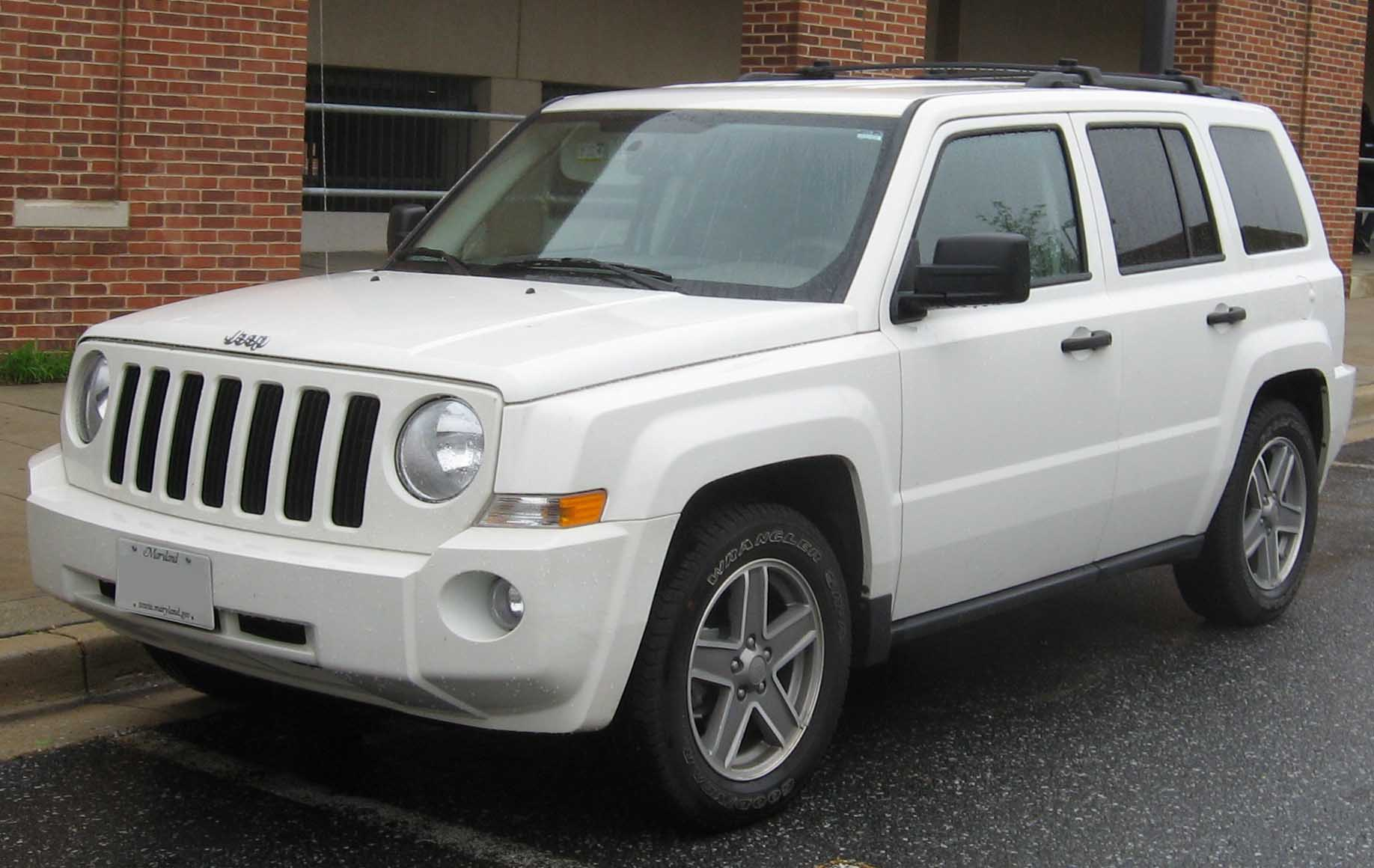 Jeep Patriot #3