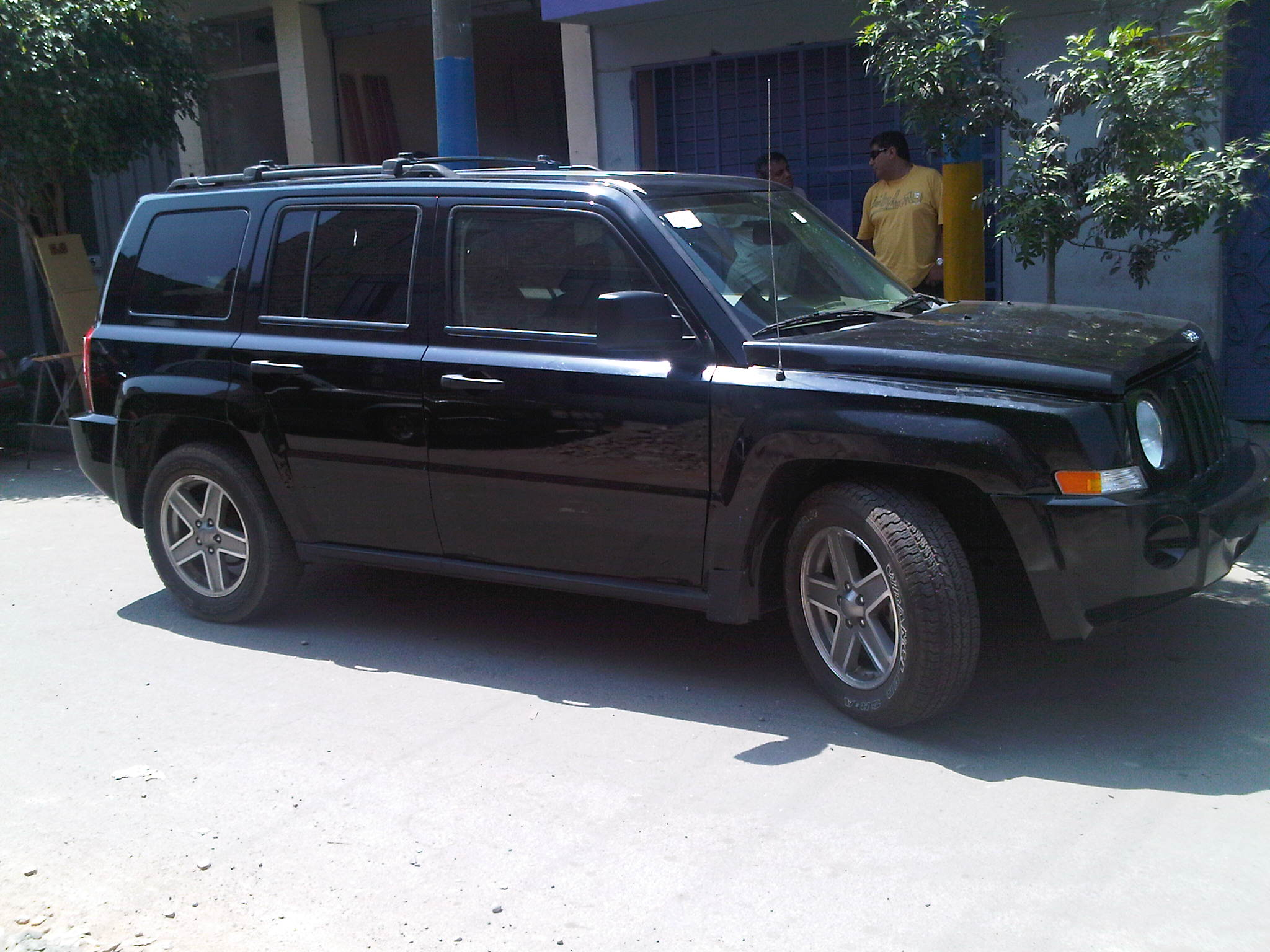 2007 jeep patriot - information and photos - momentcar