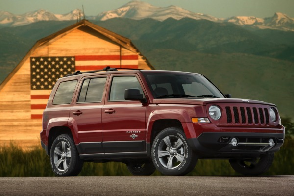 Jeep Patriot 2013 #5