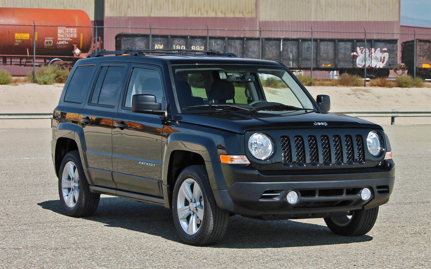 Jeep Patriot 2013 #6