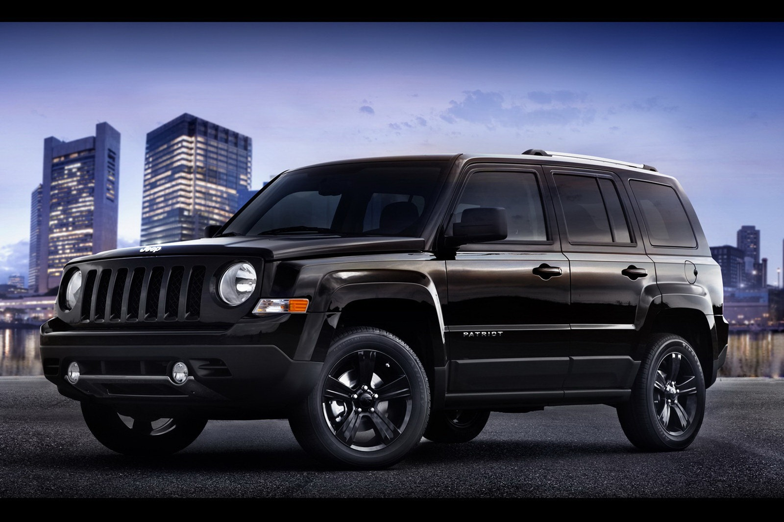 Jeep Patriot 2013 #9