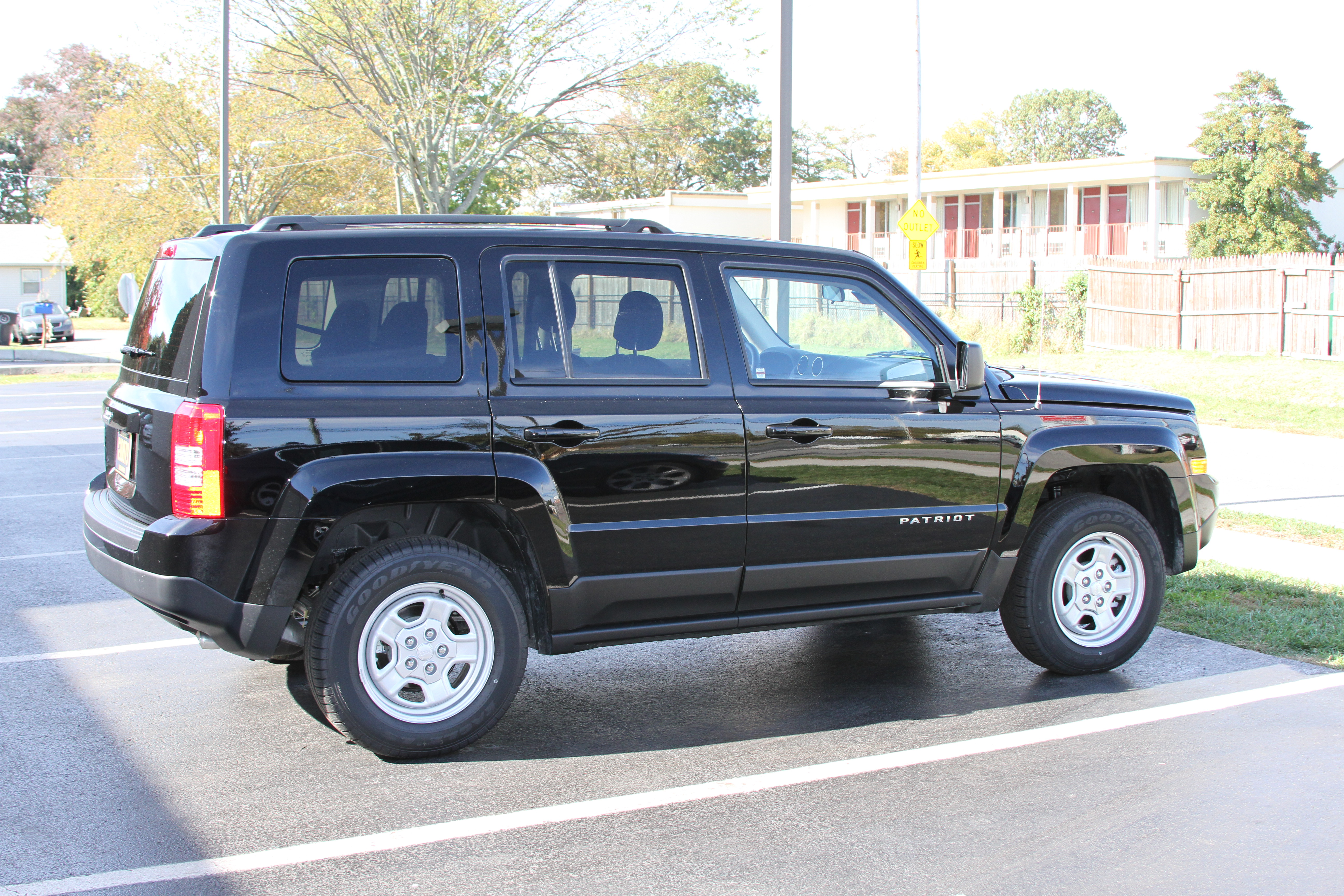 Jeep Patriot 2013 #11