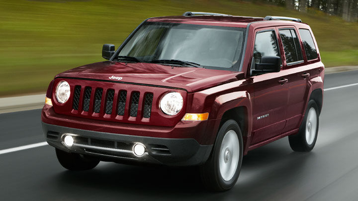 Jeep Patriot 2014 #2