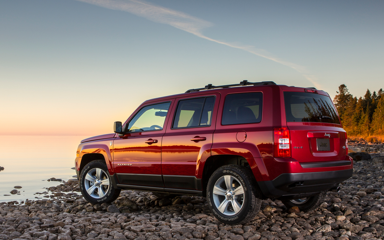 Jeep Patriot 2014 #4