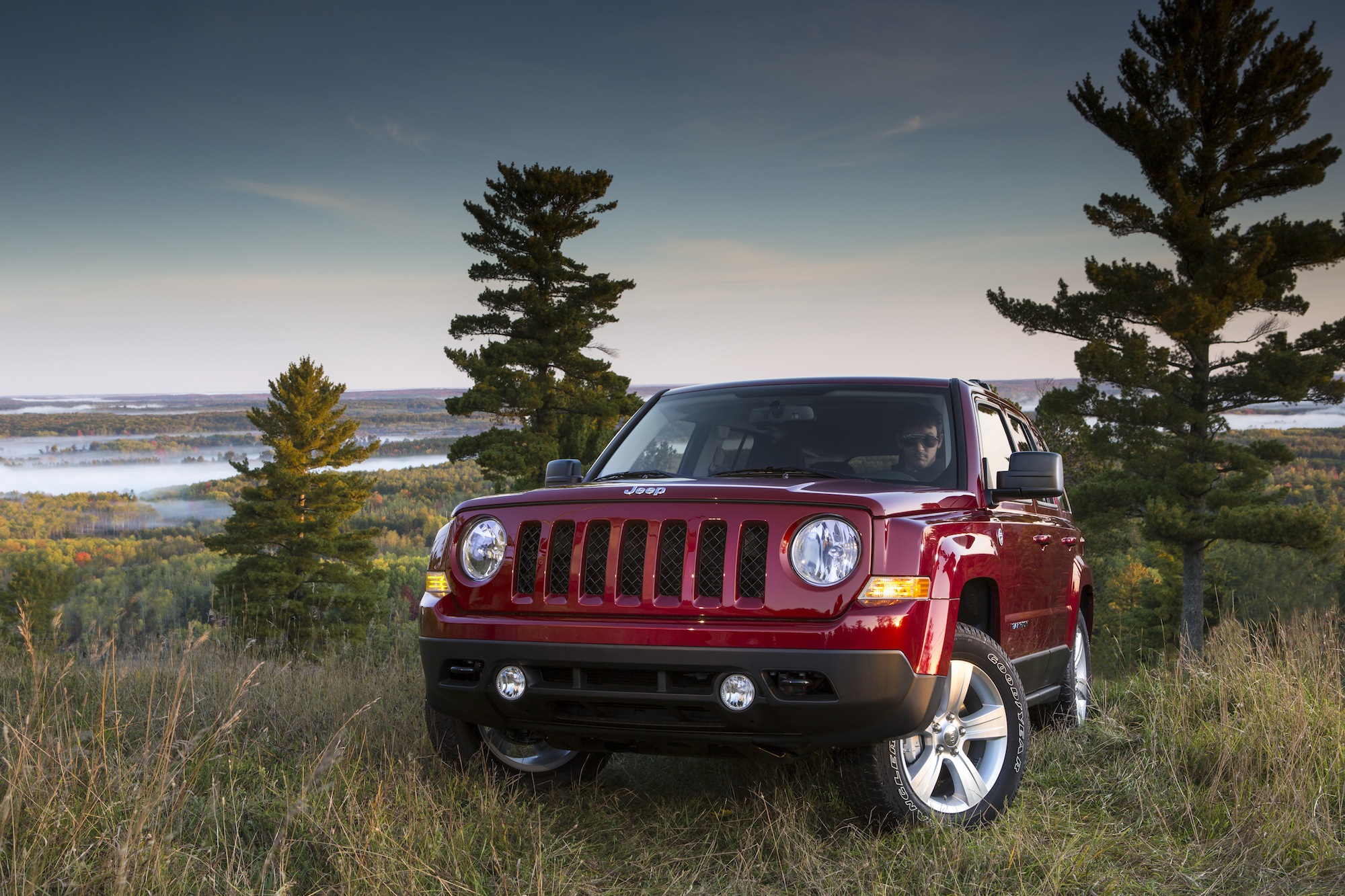 Jeep Patriot 2014 #9