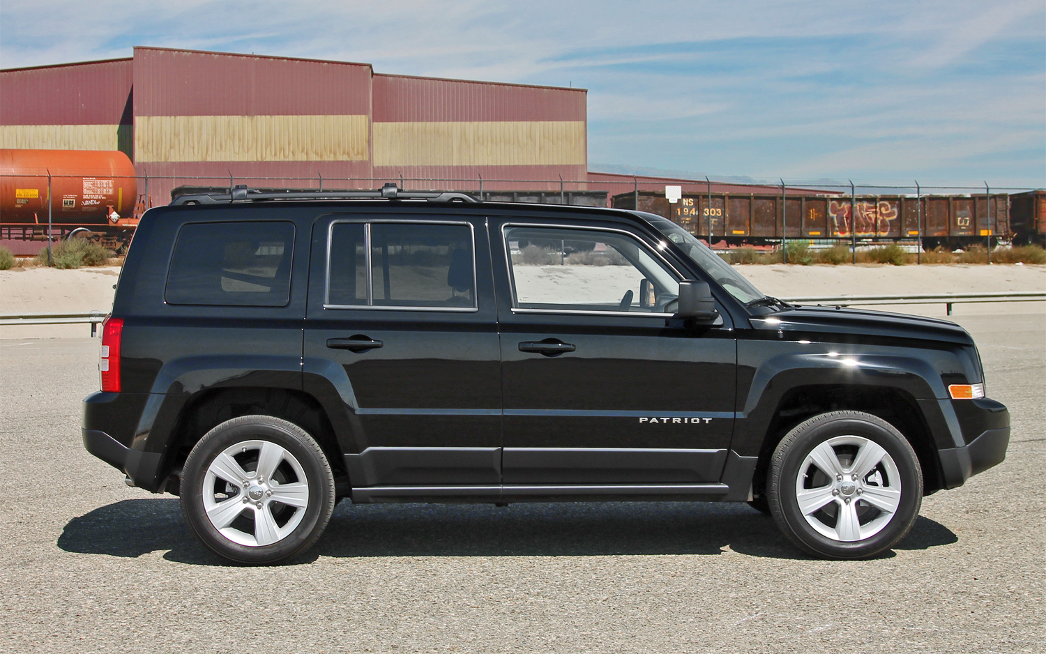 Jeep Patriot Latitude #11