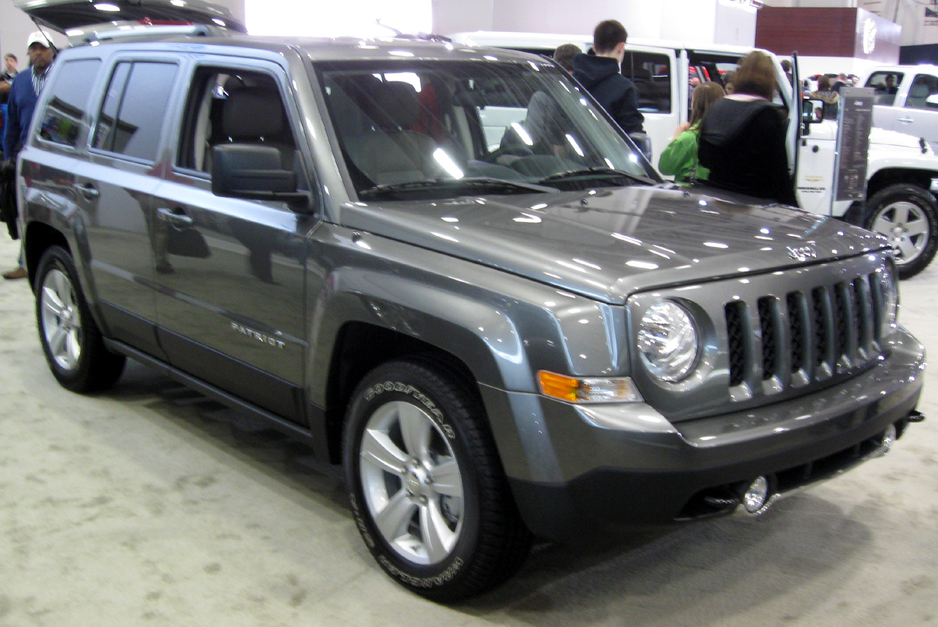Jeep Patriot #17