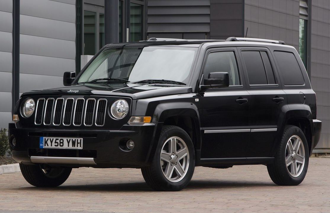 Jeep Patriot Limited #16