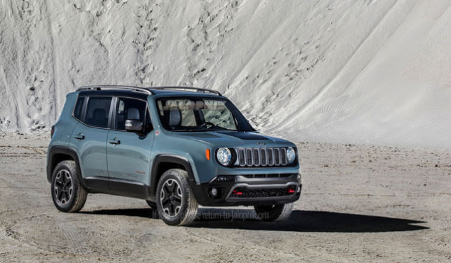Jeep Renegade #3