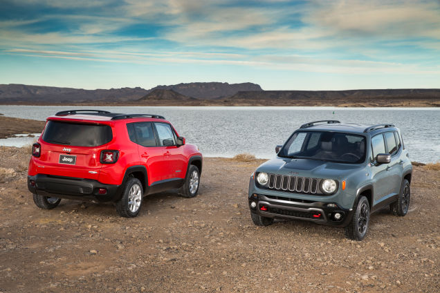 Jeep Renegade 2015 #1
