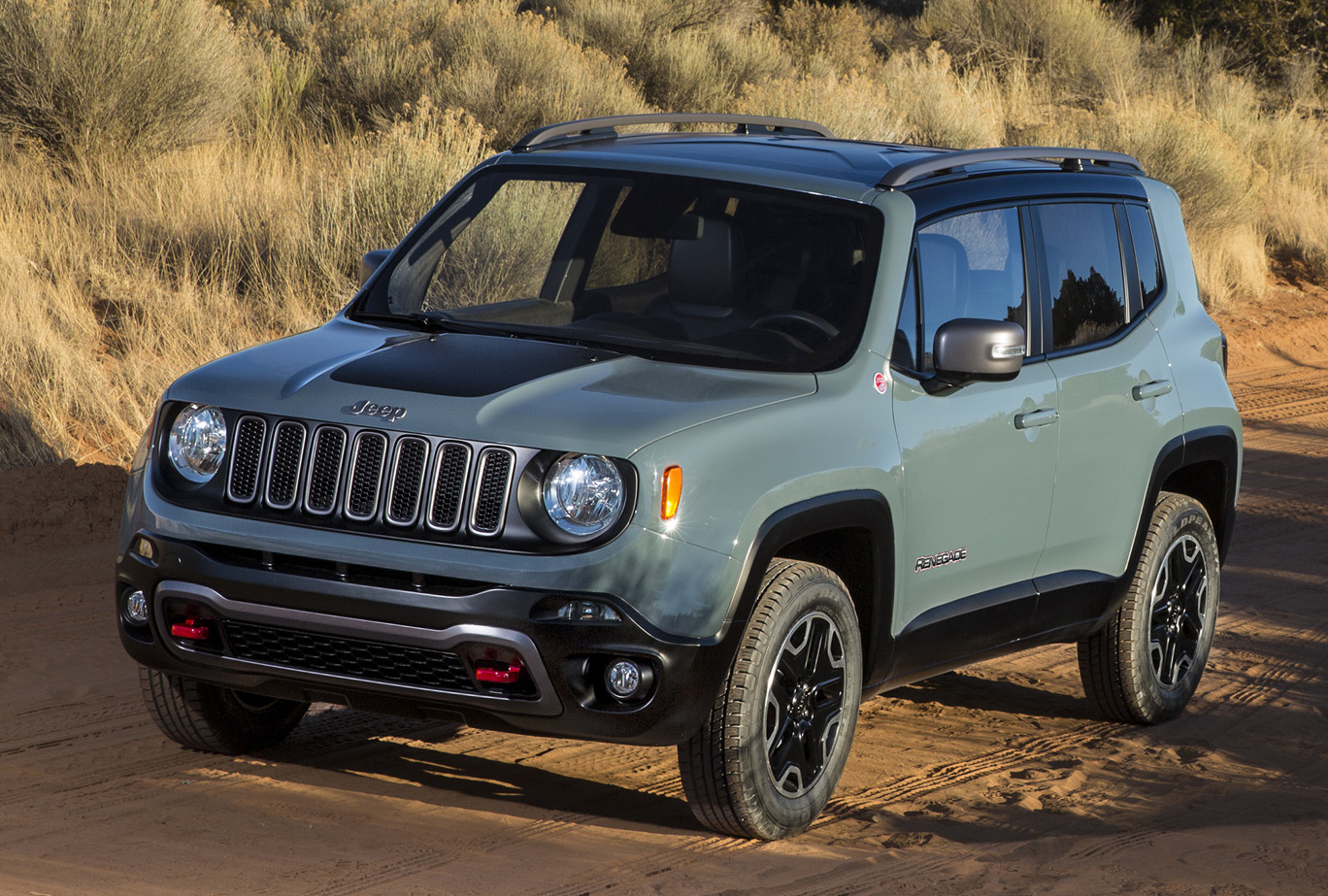Jeep Renegade 2015 #3