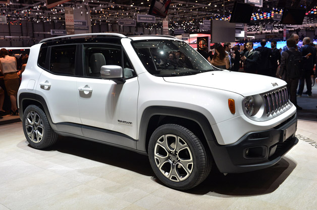 Jeep Renegade 2015 #7