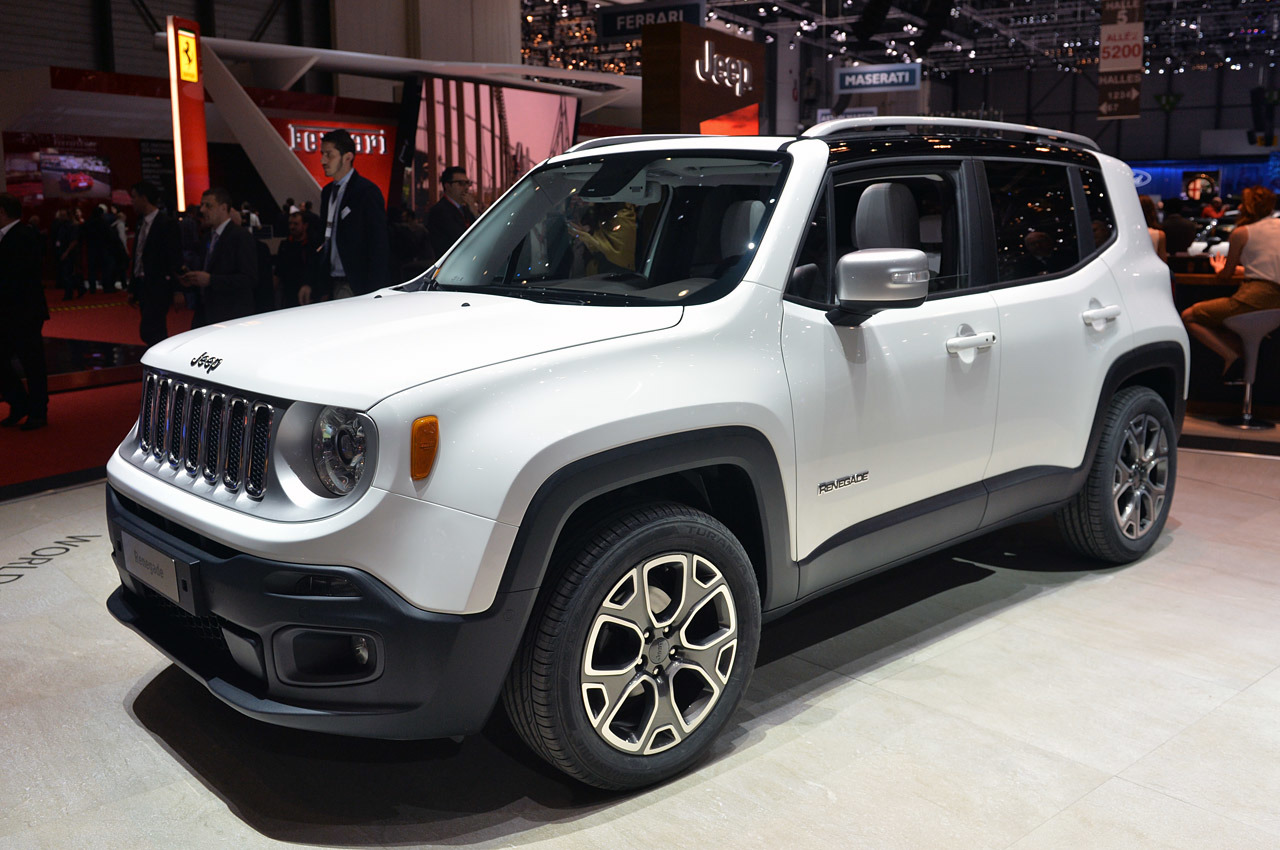 Jeep Renegade 2015 #8