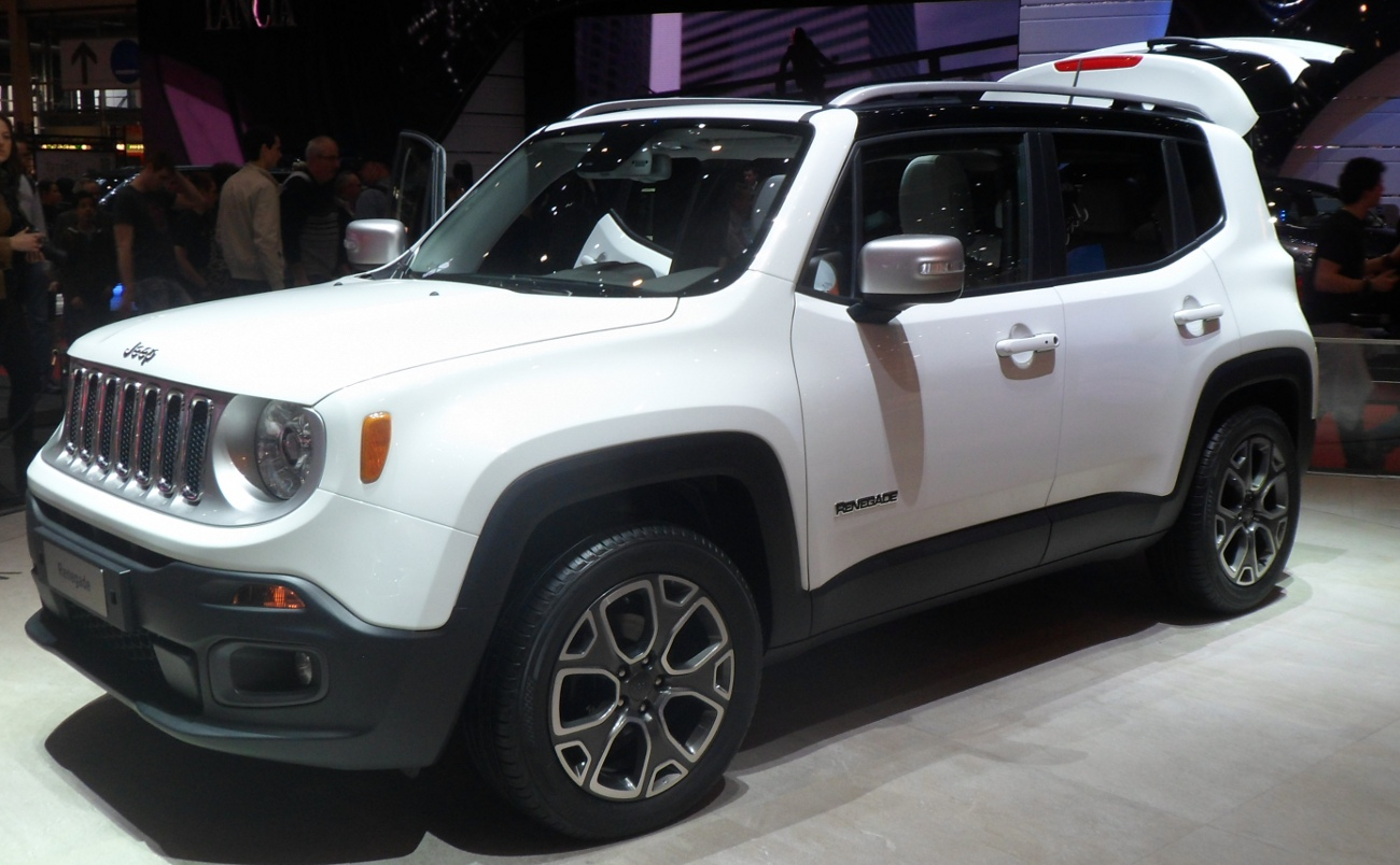 Jeep Renegade #8