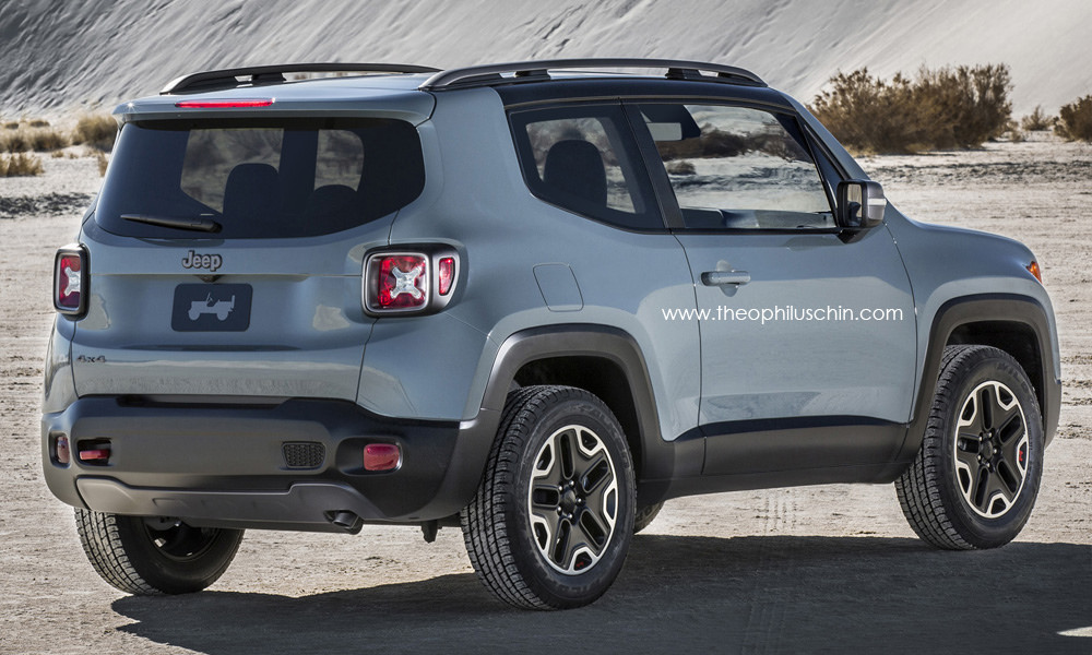 Jeep Renegade Base #2