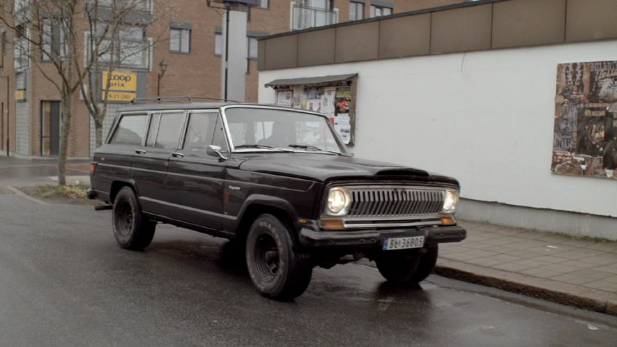 jeep wagoneer with 10794 Jeep Wagoneer 1974 10 on Dodge Challenger 1970 likewise 2017 Audi Q8 Engines Specs in addition Jeep Grand Wagoneer Not Dead Still Hold together with Real Challenge Tesla Pickup Truck as well Jeep Logo.