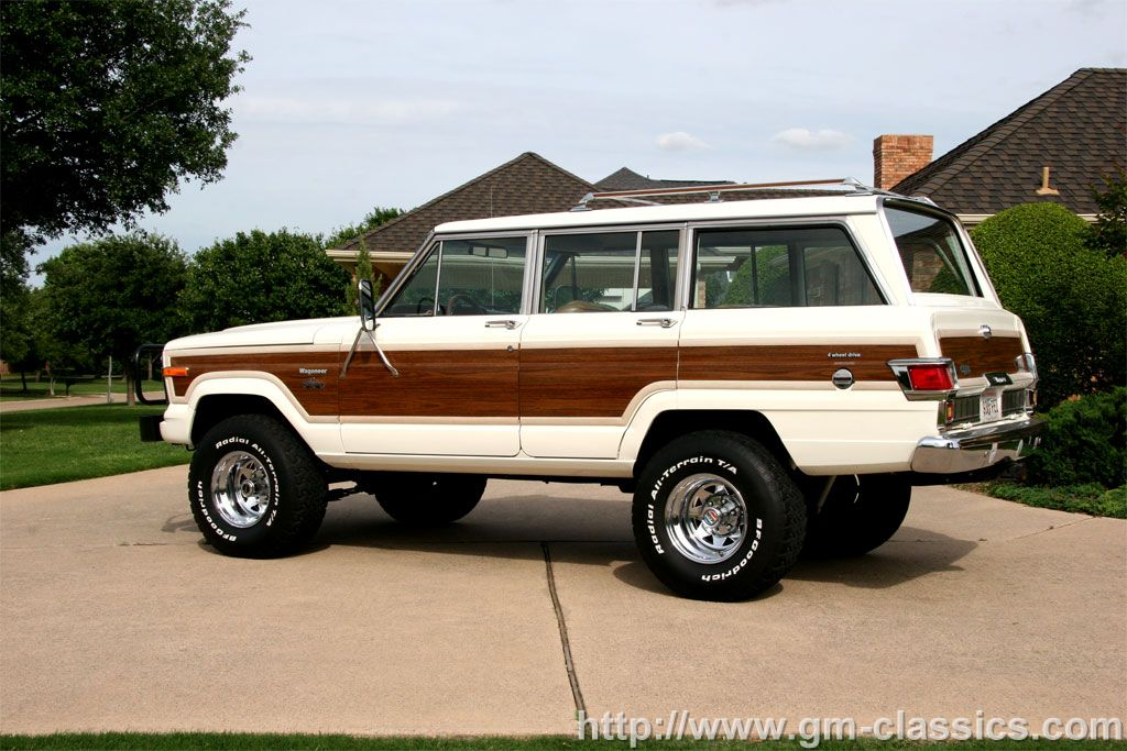 1979 Jeep Wagoneer Information And Photos Momentcar