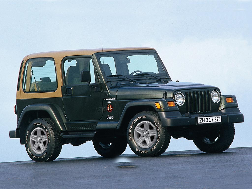 2004 jeep wrangler - information and photos - momentcar