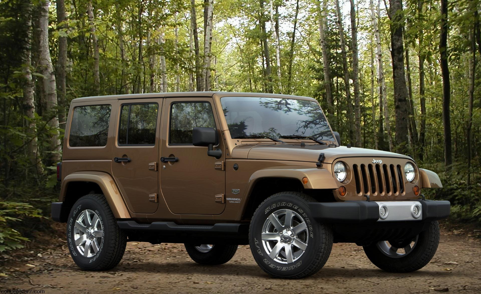 Jeep Wrangler 70th Anniversary #32