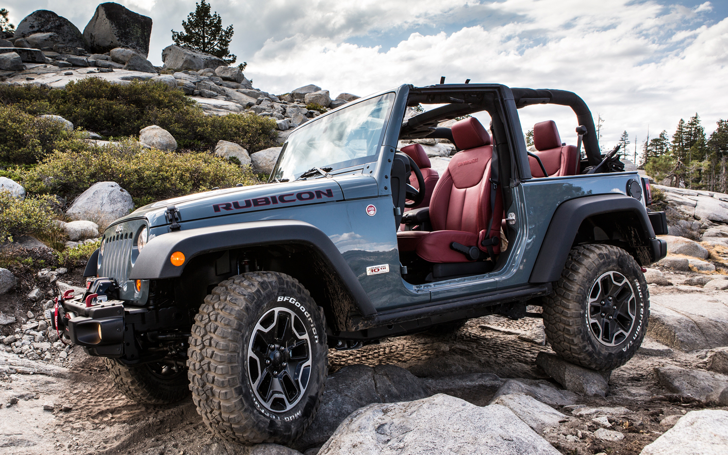 Jeep Wrangler Rubicon #23