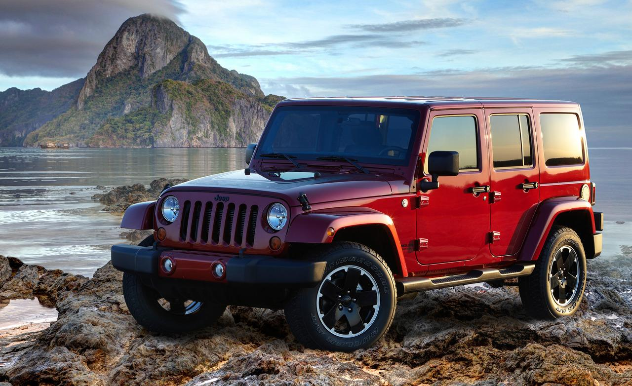 Jeep Wrangler Unlimited #31