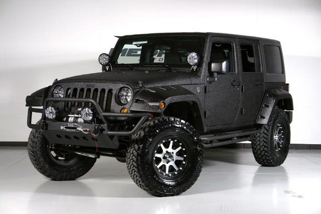 Jeep Wrangler Unlimited Sport #14