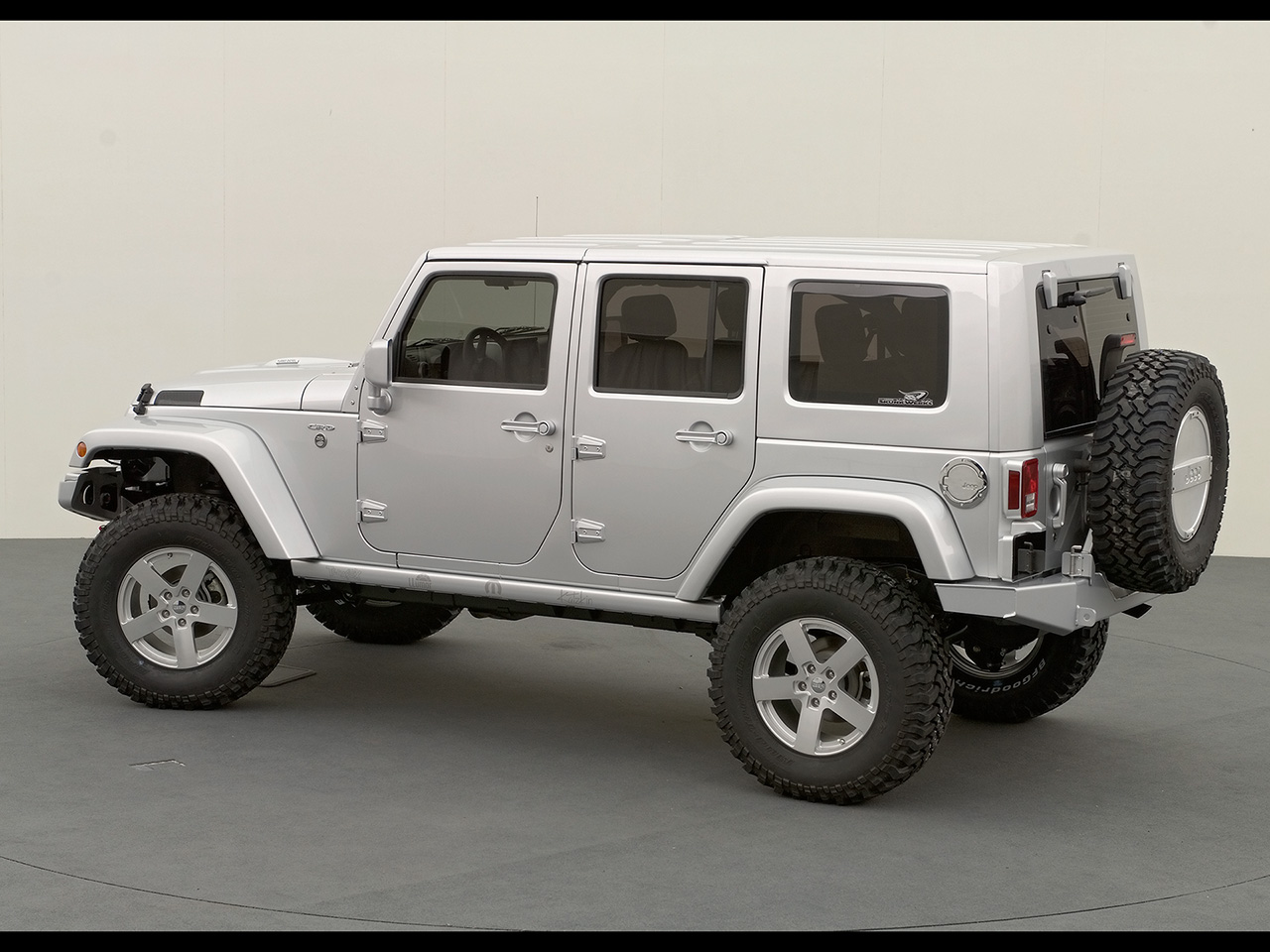 Jeep Wrangler Unlimited X #35