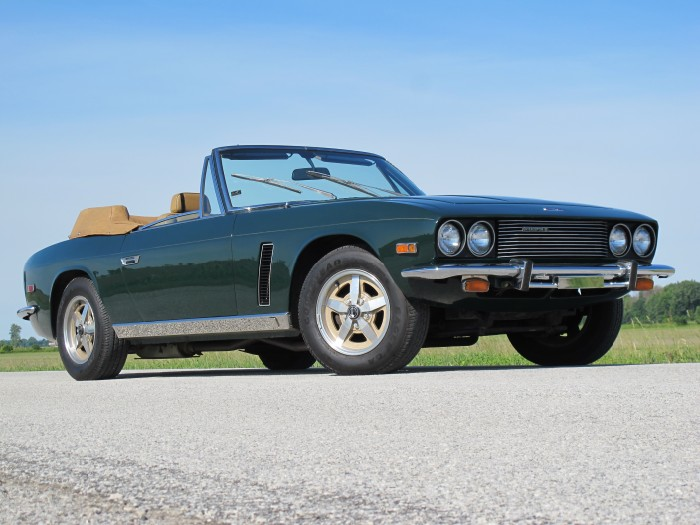 Jensen Interceptor 1975 #11