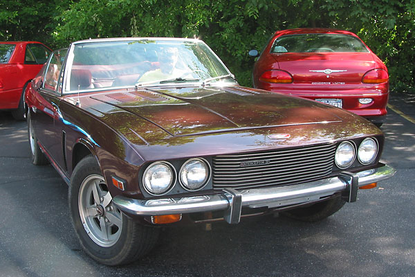 Jensen Interceptor 1975 #2