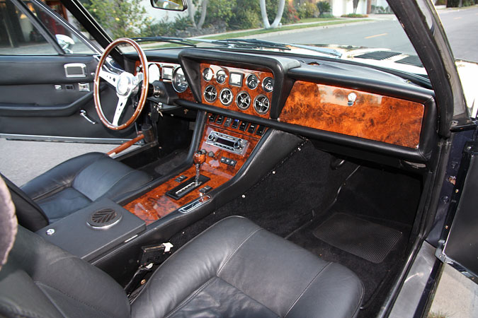 Jensen Interceptor 1975 #4
